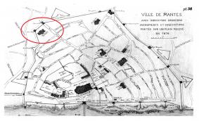 Mantes en 1878